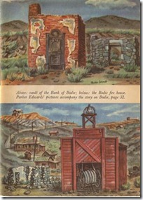 Ford Times - November 1951 - The Bad Man from Bodie