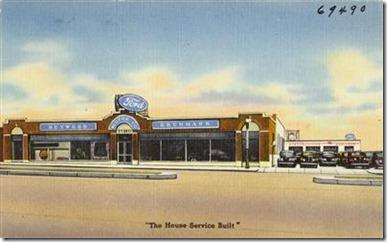 Heywood-Brunmark Motor Co. - The House Service Built