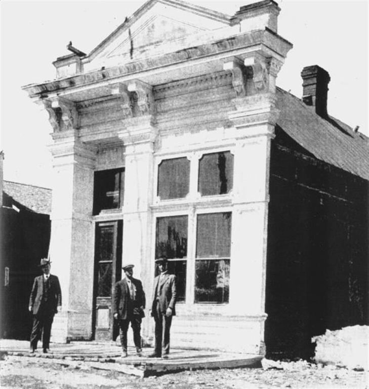 The Bodie Bank - Pre-1932 | Bodie.com