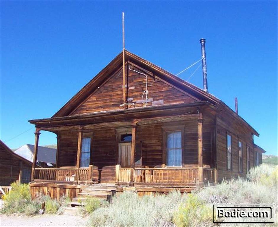 Seiler House - 2001   Bodie.com