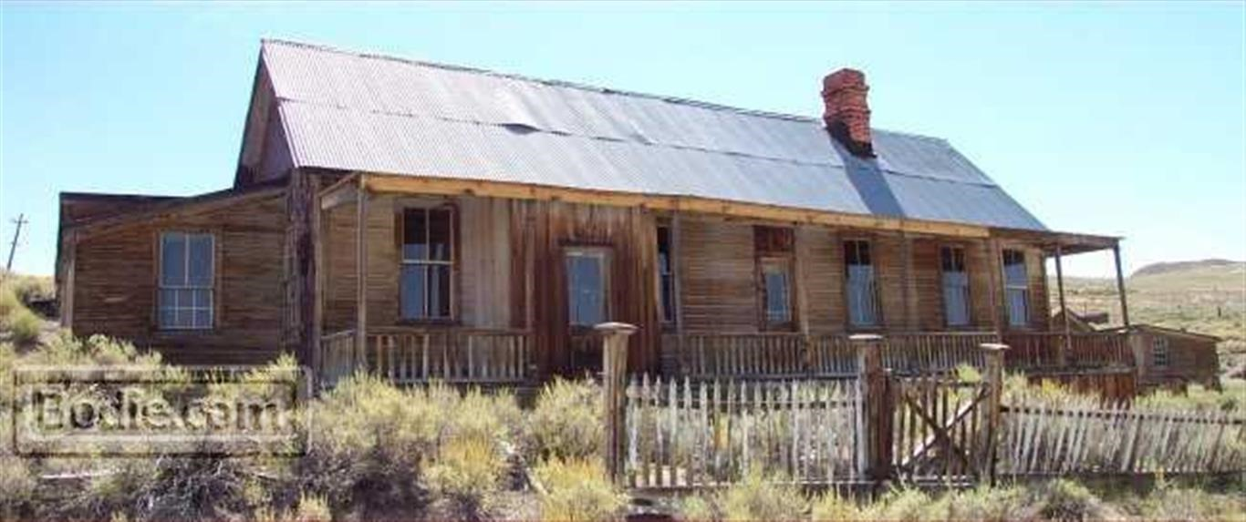 Hoover House - 2001 | Bodie.com