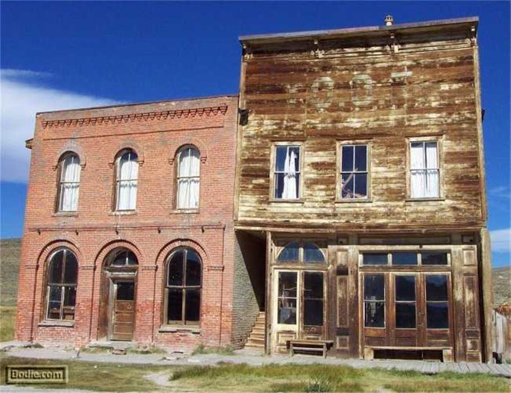 Dechambeau Hotel and I.O.O.F. Building | Bodie.com