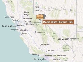 Click here for directions to Bodie - Bodie.com
