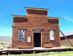 Bodie Miners Union Hall, Bodie, California - Bodie.com