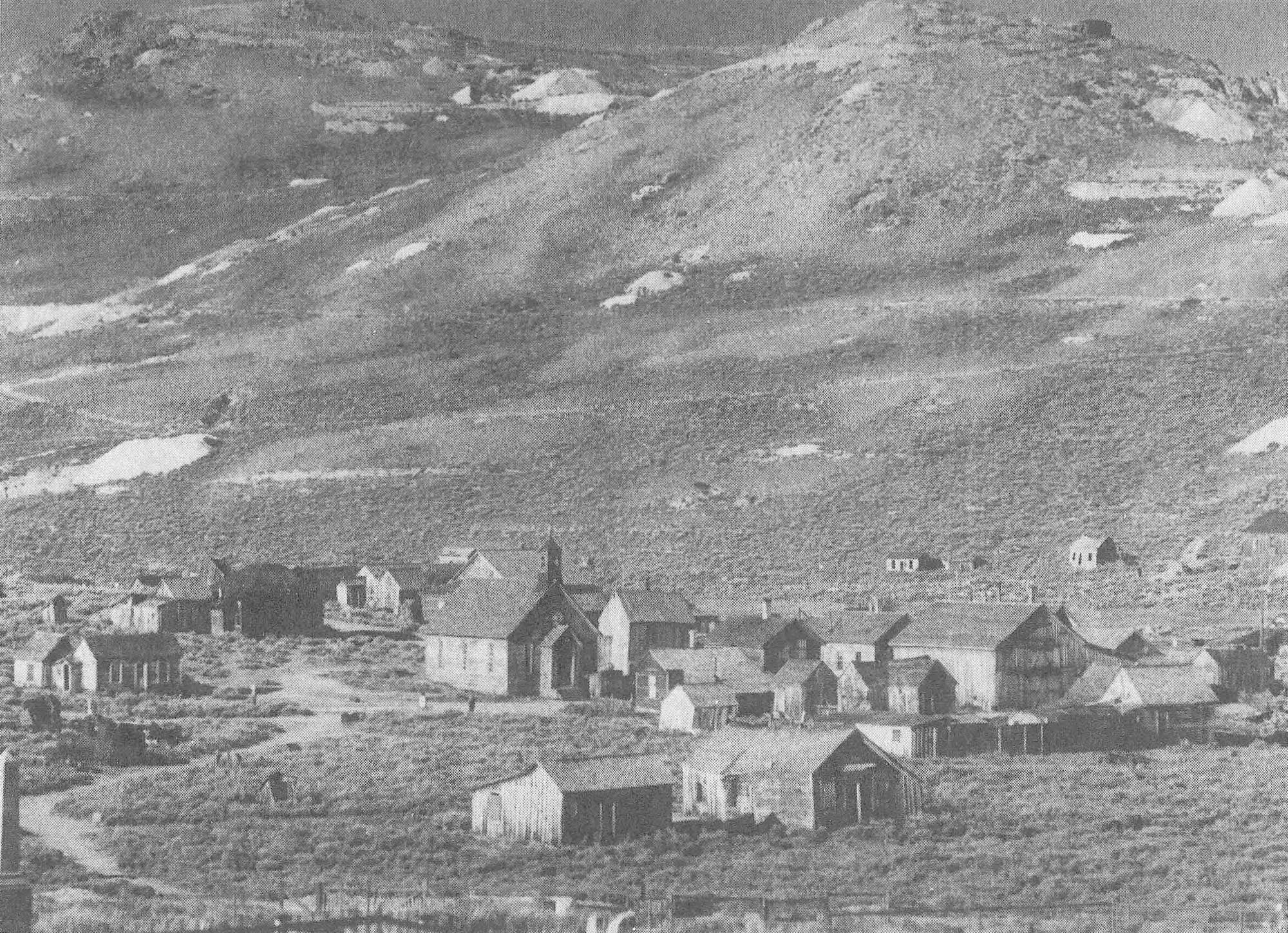 Hard-luck town a tombstone for the wild West | Bodie.com