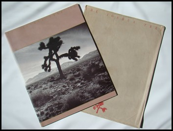 U2 - The Joshua Tree program - Bodie.com