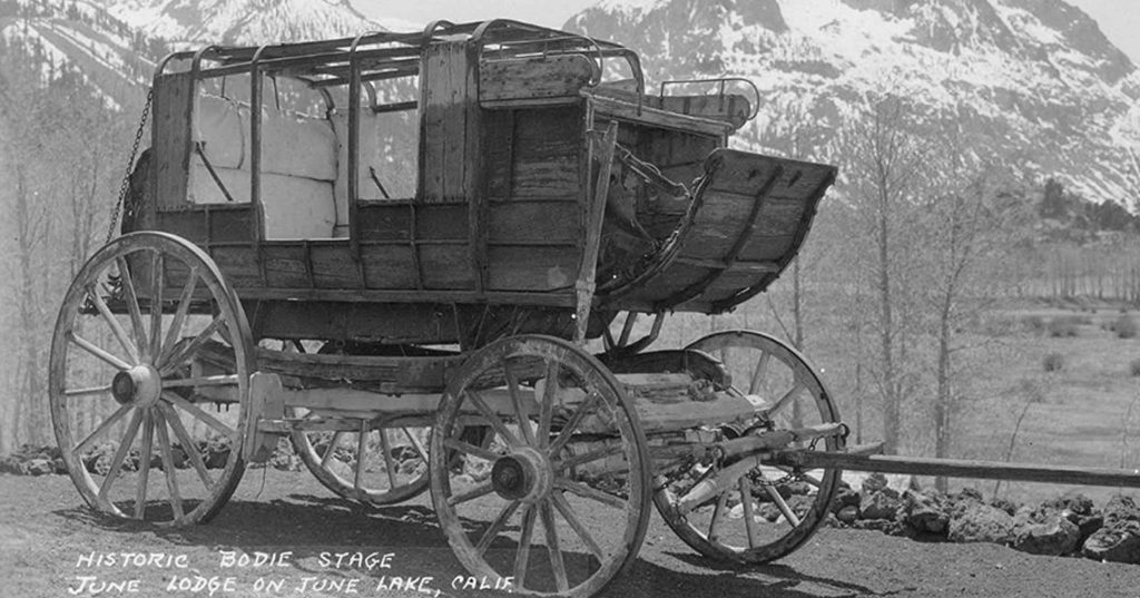 December 1, 1877 – First non-stop stagecoach | Bodie.com