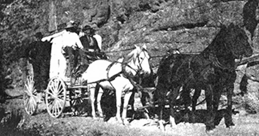 February 2, 1878 – Beginning of stage service | Bodie.com