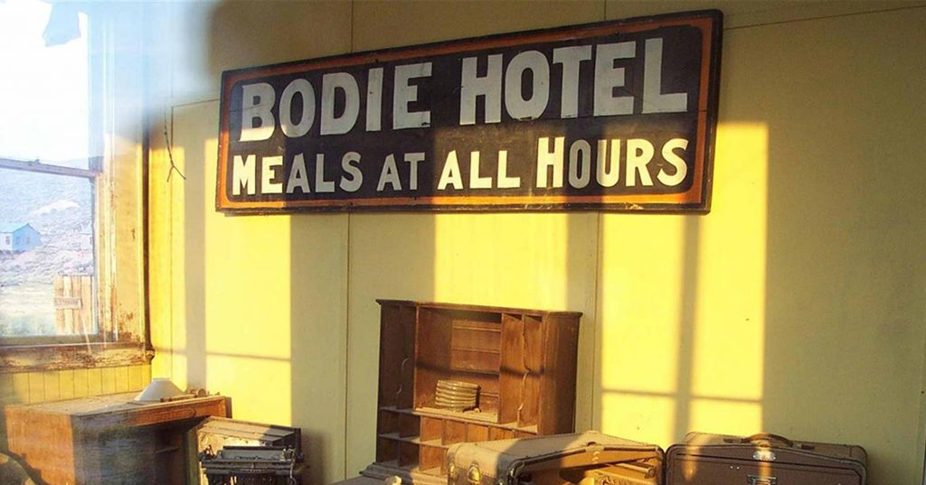 October 15, 1862 - First appearance of the spelling Bodie | Bodie.com