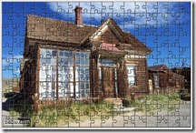 puzzle - Bodie Cain House