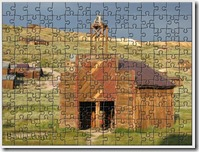 puzzle - Bodie Firehouse