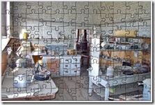 puzzle - Wheaton and Hollis kitchen